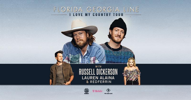 Enter To Win Florida Georgia Line Tickets
