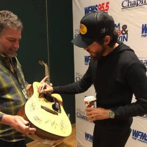 Chris Janson Gets Serious With JDK