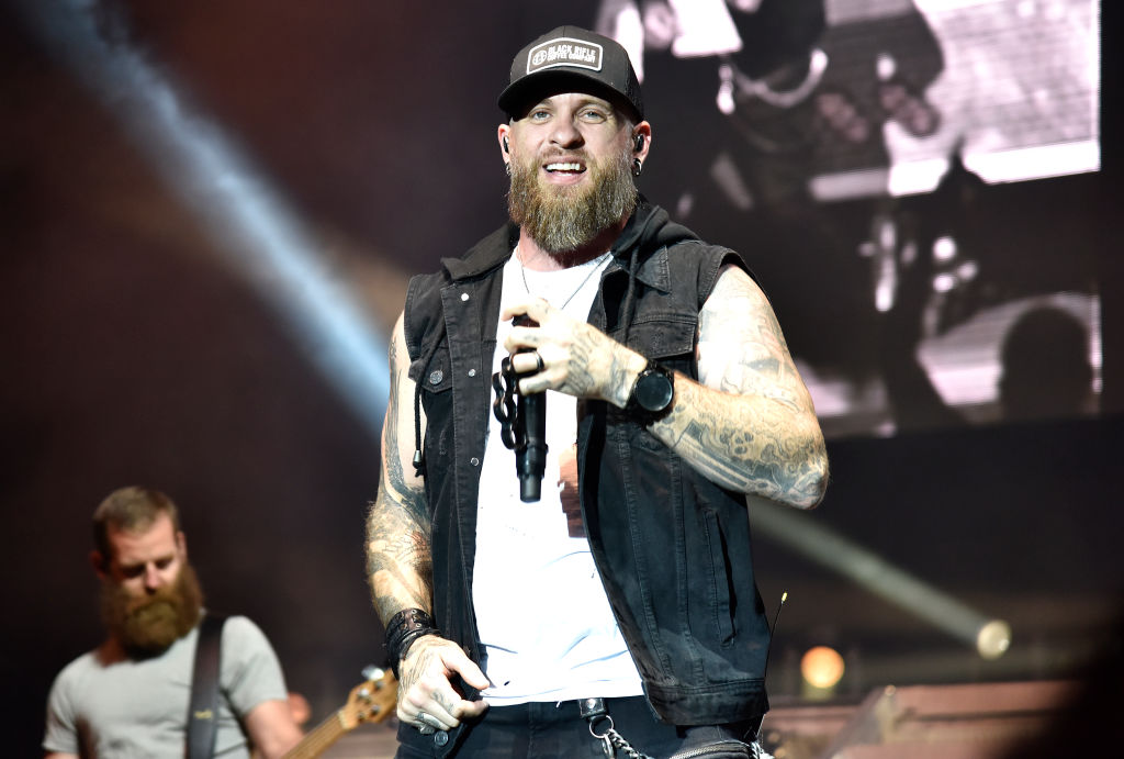 Brantley Gilbert Just Released Song In Honor Of The 13 U.S. Soldiers Who Lost Their Lives In Afghanistan