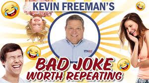 Bad Joke Worth Repeating By Mary Jo
