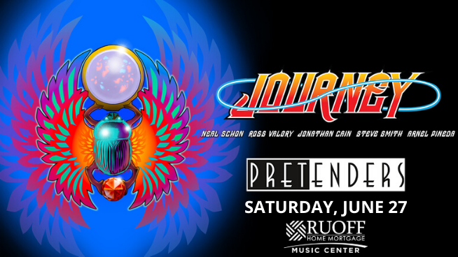 June 27 – Journey with The Pretenders