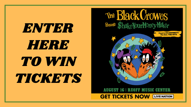 The Black Crowes Sweepstakes