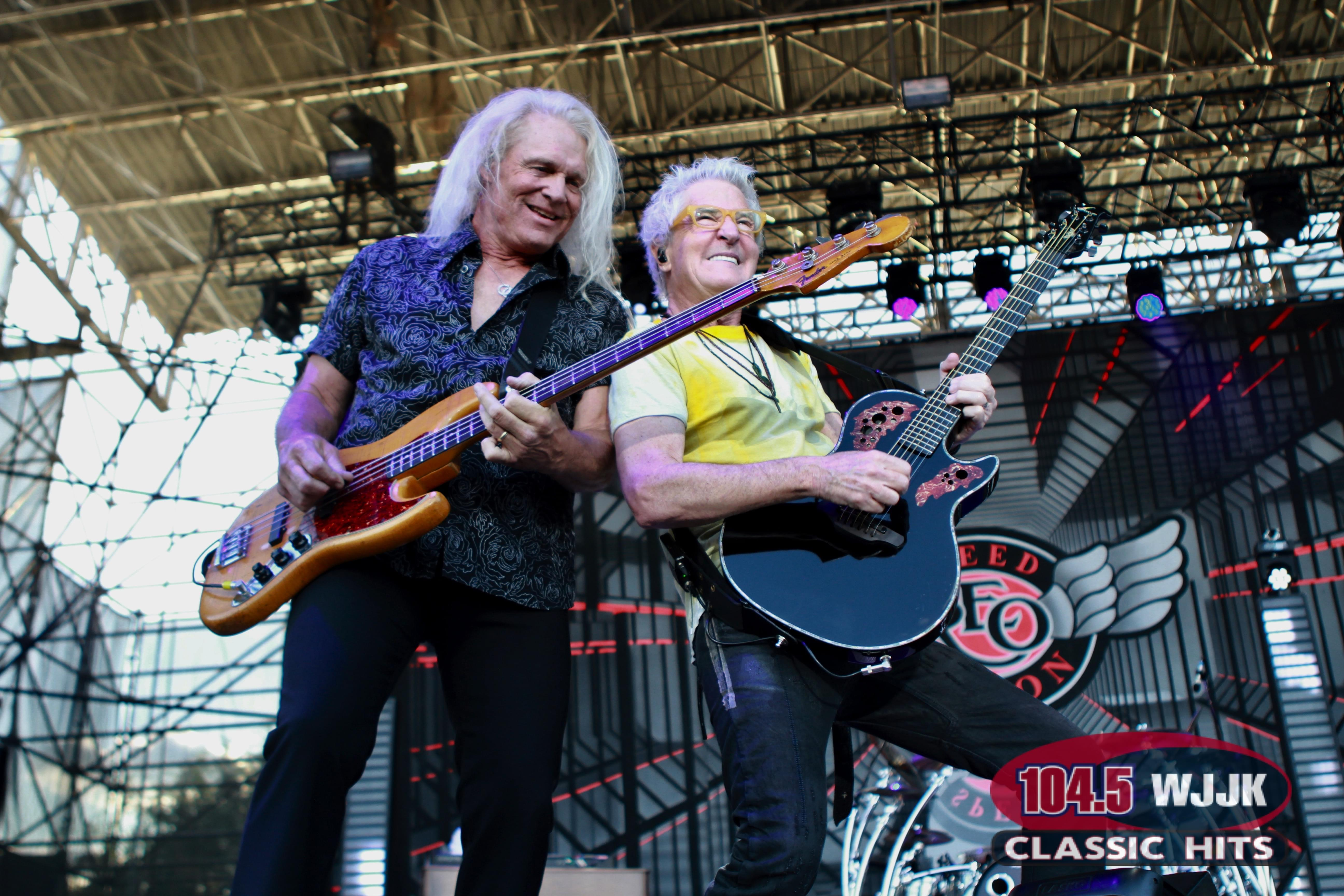 REO Speedwagon And Styx To Play 2020 Carb Day