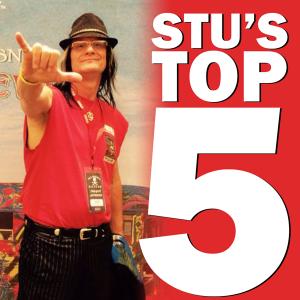 Stu's Top 5 Christmas Songs