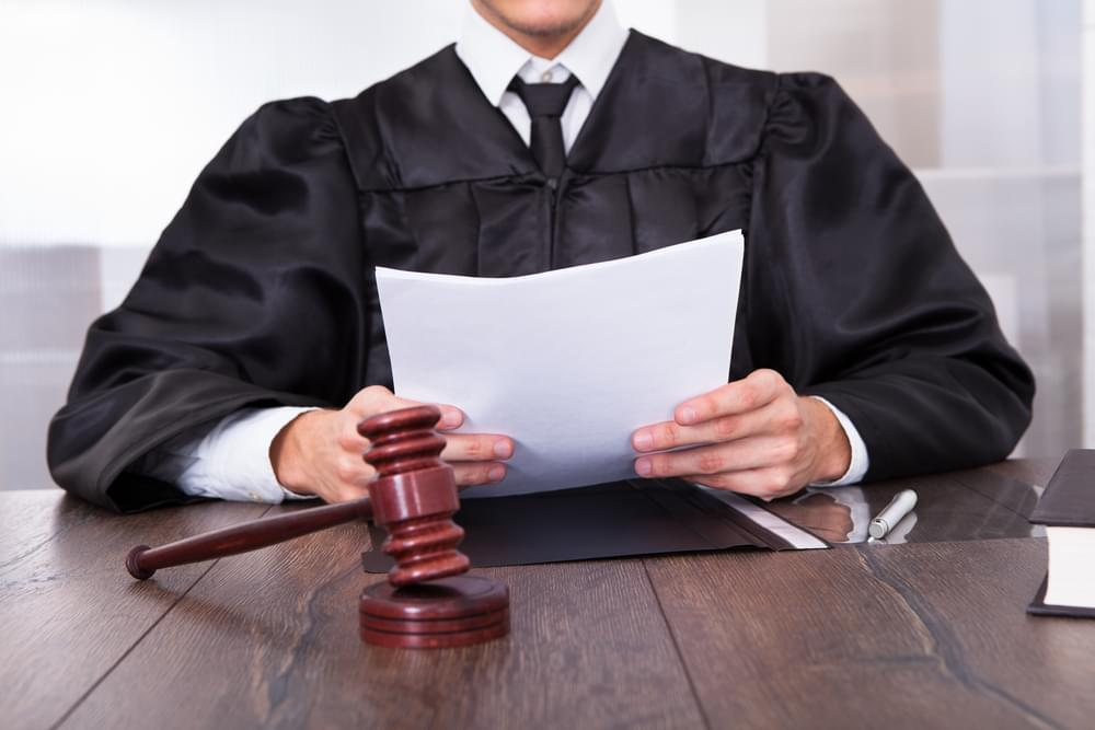 """Man Asks Judge For """"Sword Fight"""" With Wife And Attorney To Settle Suit"""