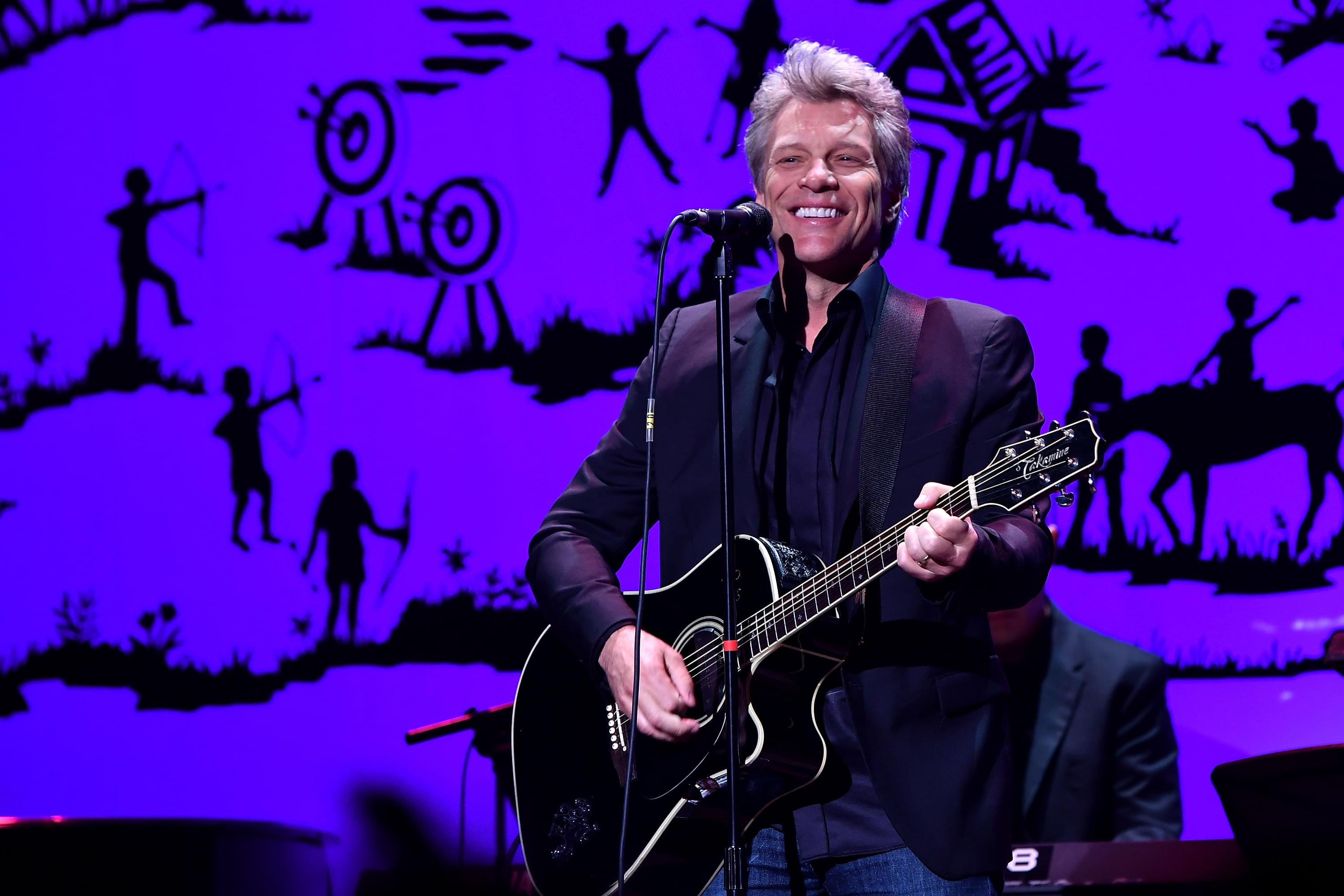 Bon Jovi Announces New Album, Releases New Song [LISTEN]