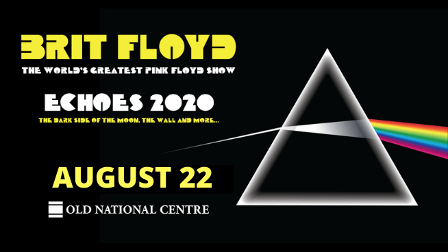 August 1, 2021- Brit Floyd Echoes NEW DATE