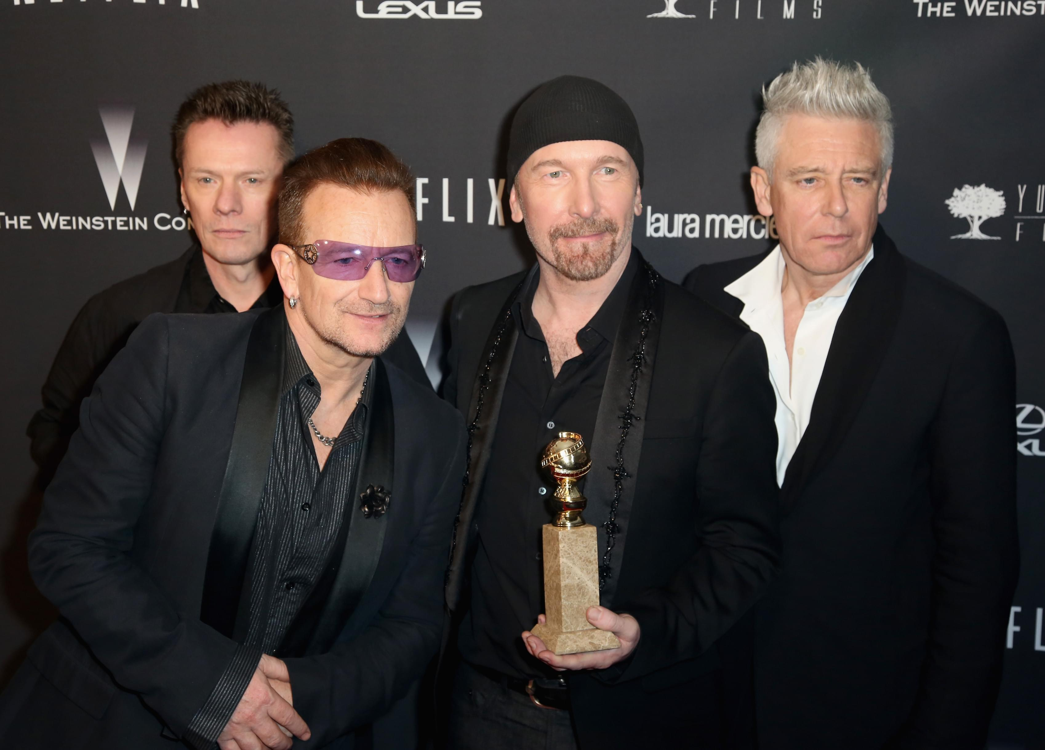 """Bono's New Song Dedicated To """"..The Doctors & Nurses"""" Helping With COVID-19"""