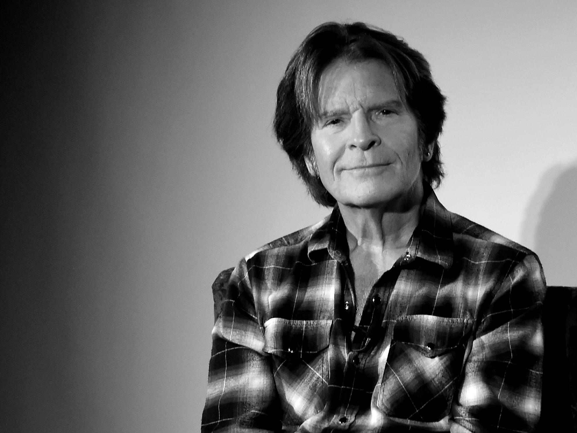 John Fogerty Is Staying Home…But Is Playing CCR Classics From His Backyard