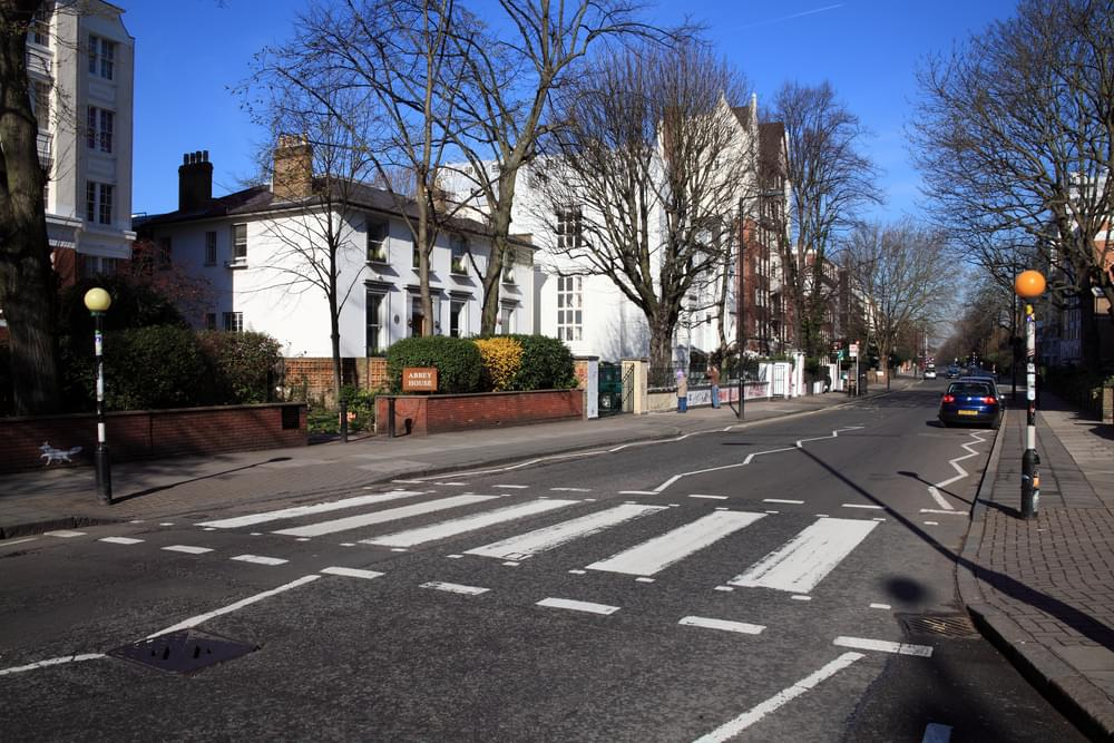The Famous Abbey Road Finally Gets A Makeover Thanks To COVID-19 Crisis!