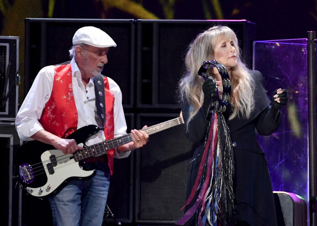 Stevie Nicks Says She Had Never Heard A White Wing Dove Sing…Until This Week!