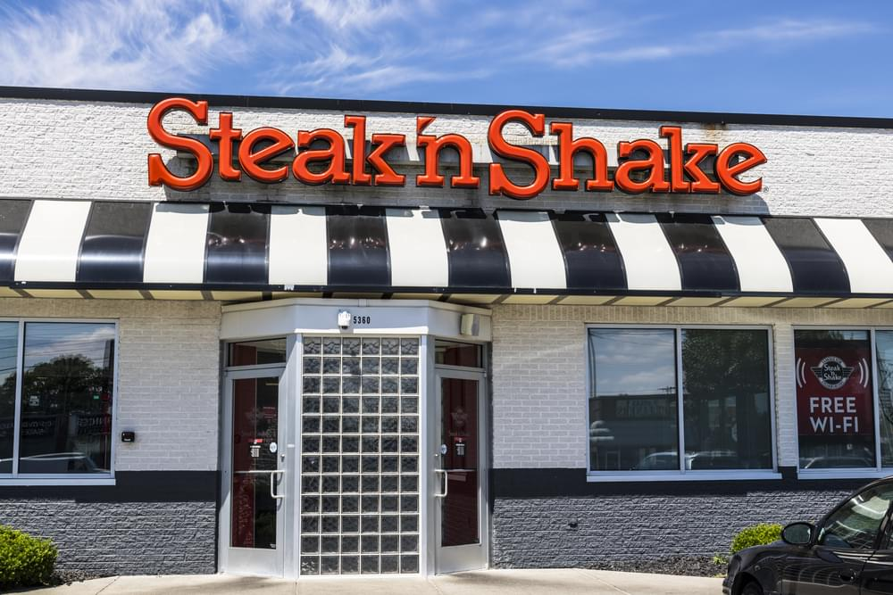 Steak 'N Shake Is Giving Out Free Fries To Everyone In America