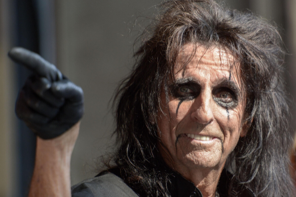 Alice Cooper Knows Who Should Play Him If A Movie Were Made About His Band