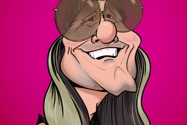Stu Cartoon