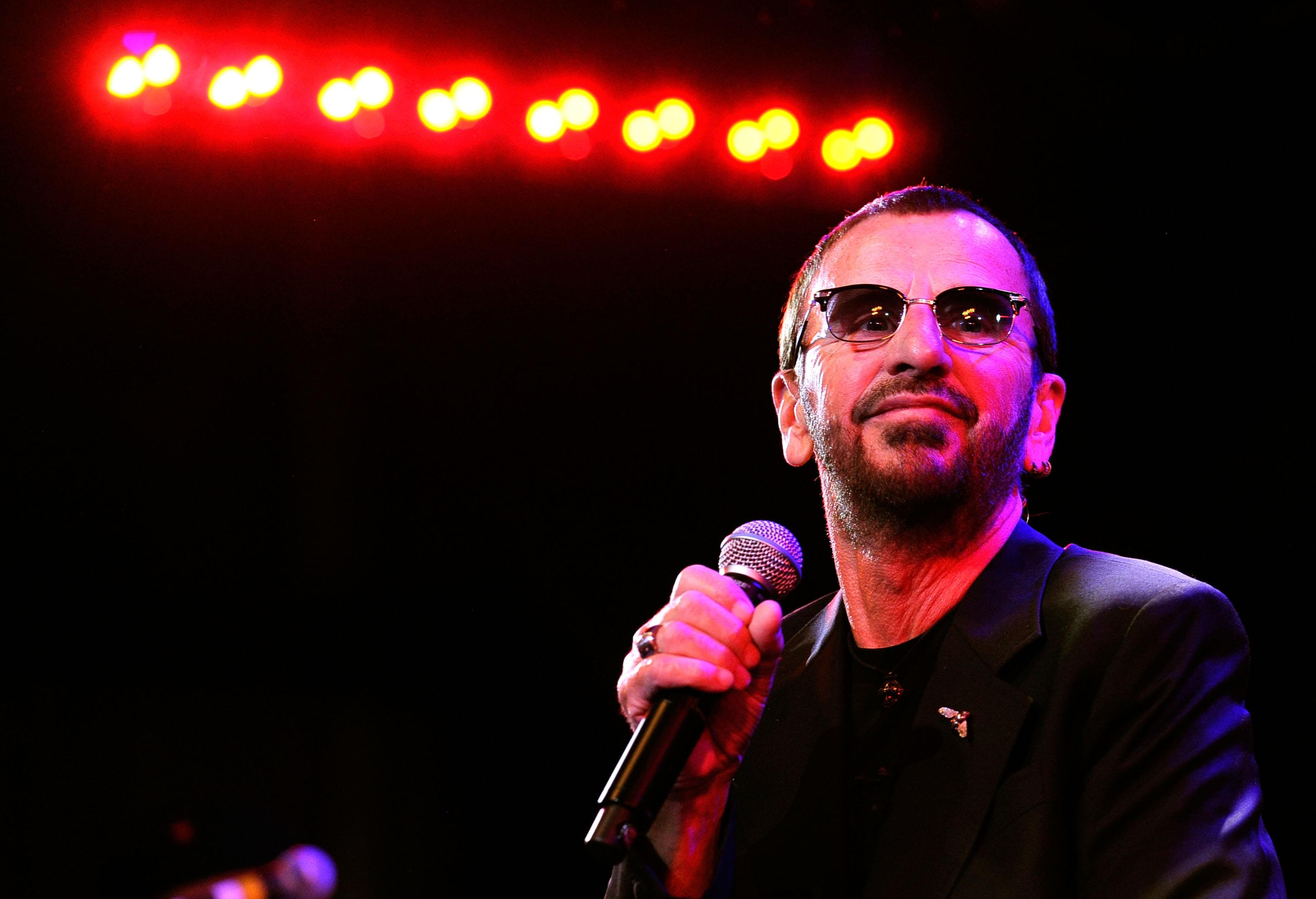 Video: Ringo Starr Once Said If The Beatles Didn't Last, He Wanted To Open…A Hair Salon?!