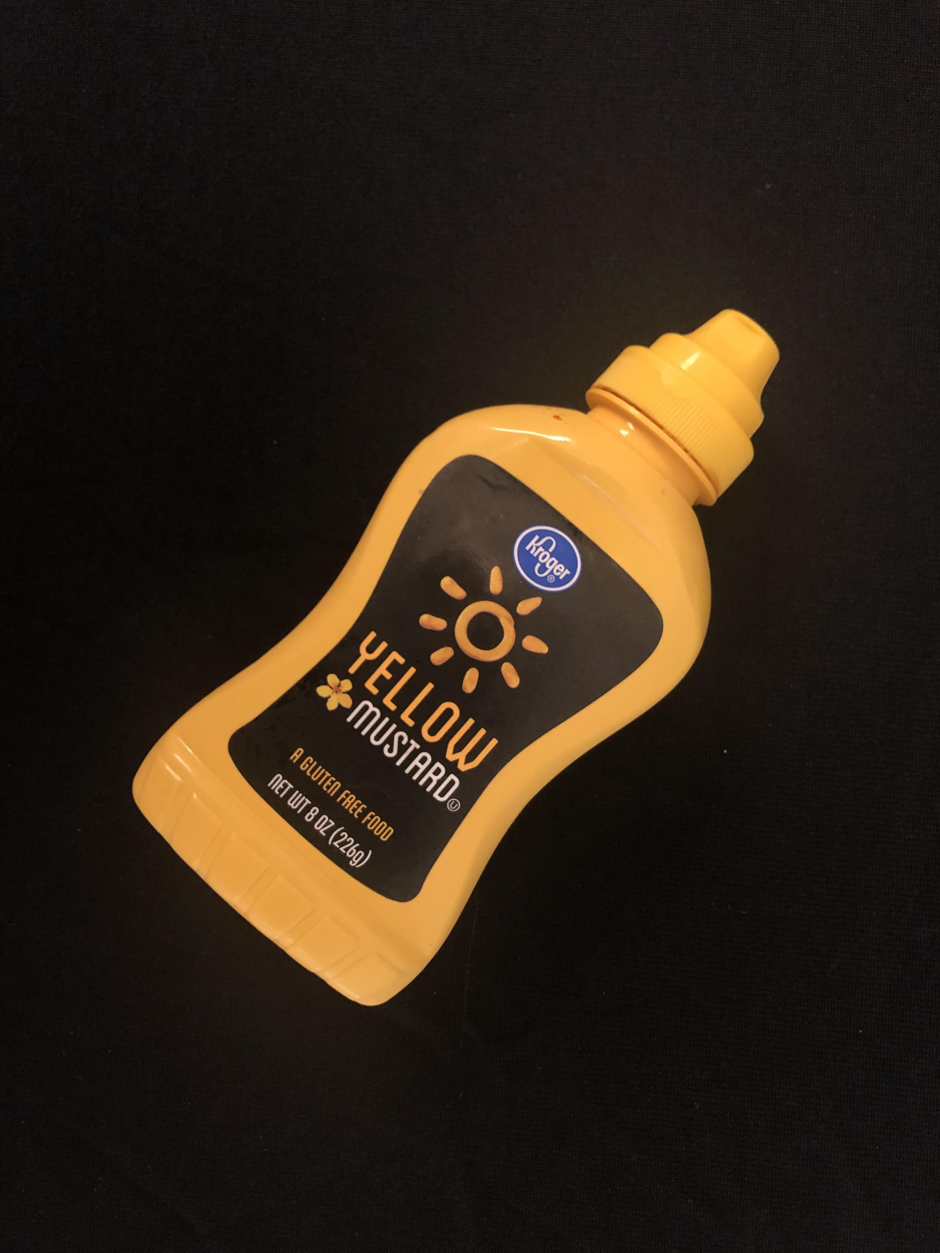 Mustard….BEER? Yep–It's A Thing