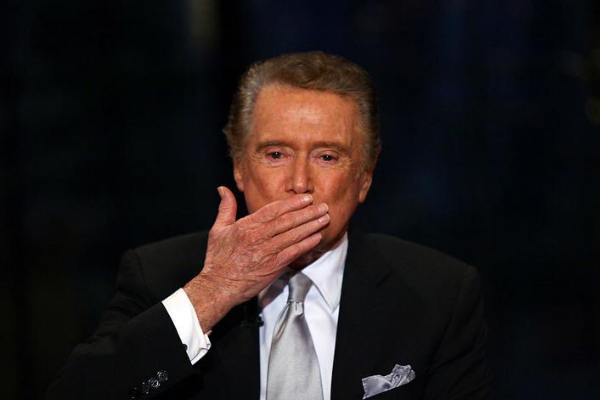 Regis Philbin Buried After Private Funeral Service At Notre Dame