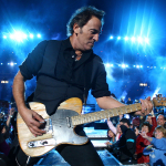 Bruce Springsteen Wrote Songs For His Latest Album, Using A Special Gift From A Fan