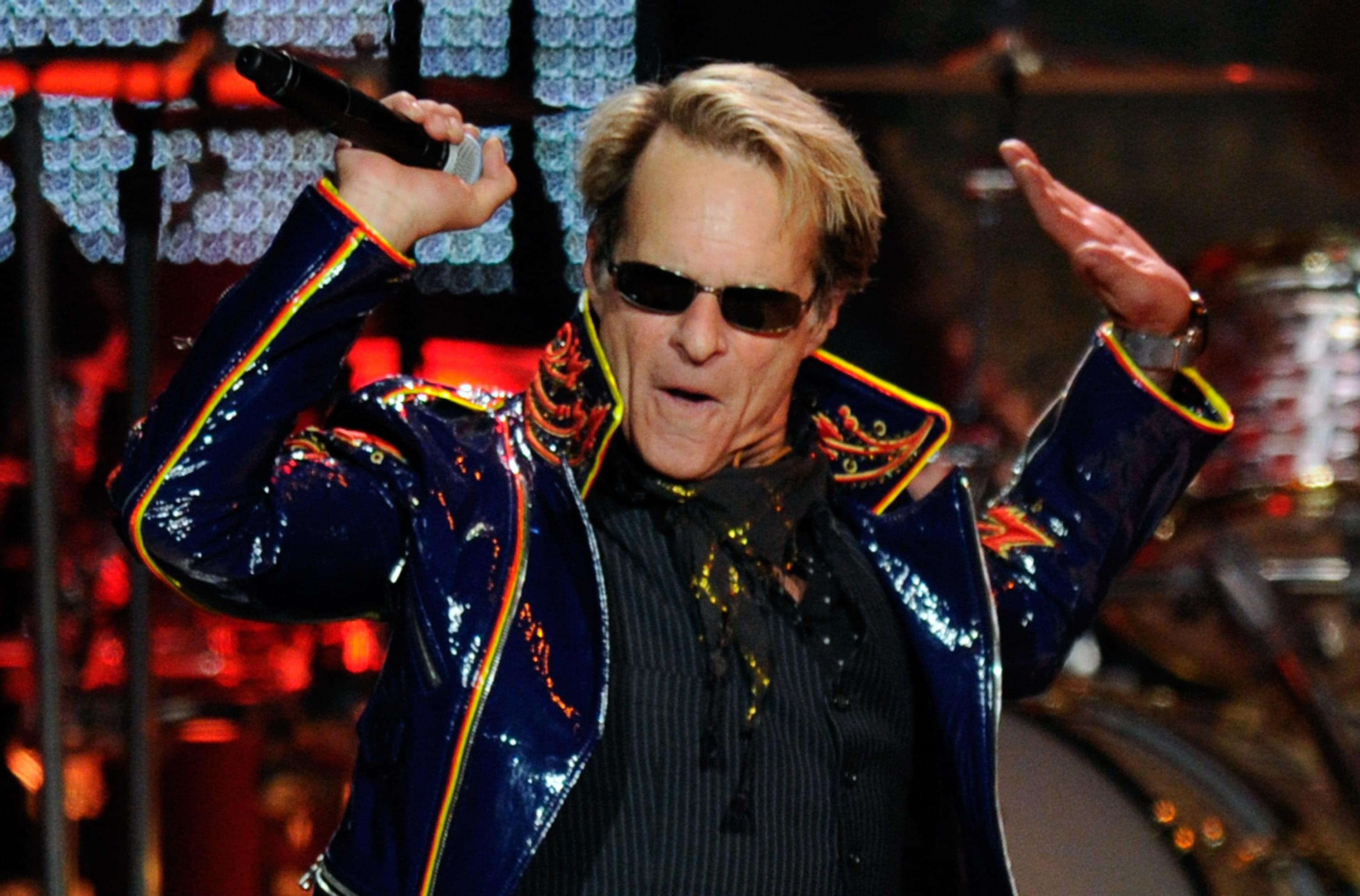 What's David Lee Roth's Future Goal? To Be The 'King Of Las Vegas'!
