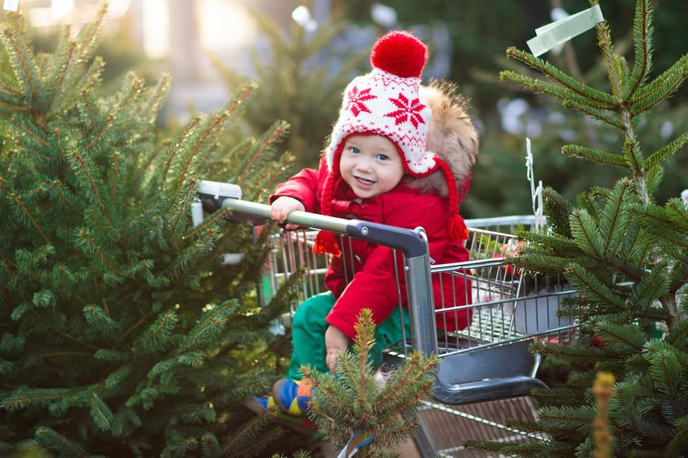 Lowe's Is Offering Free Christmas Tree Delivery This Year