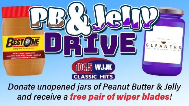PB & Jelly Drive