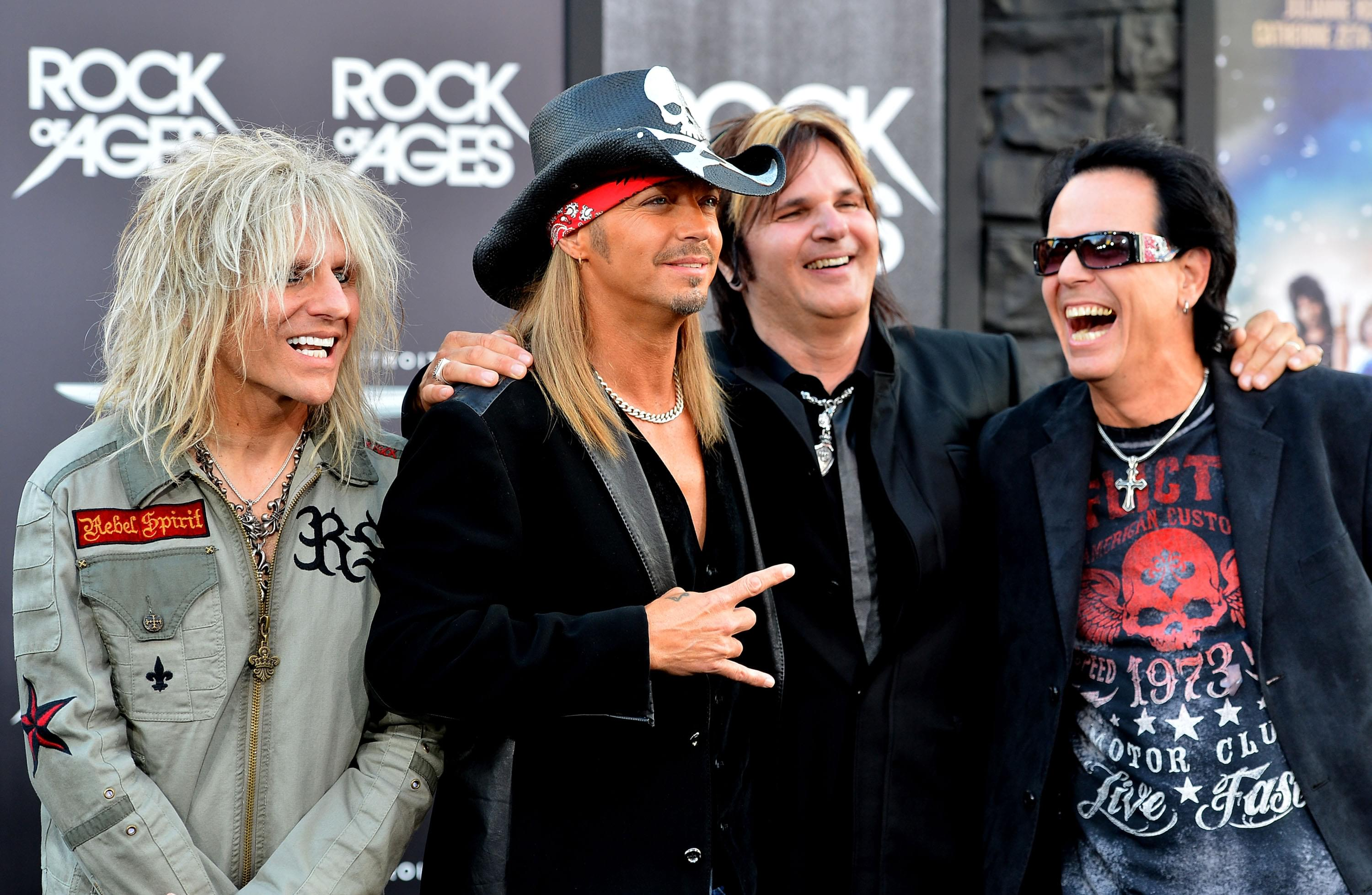 Bret Michaels Warns His Fans, Family and Friends: Scumbags Imposters Are On The Loose!