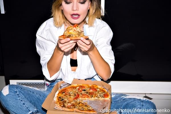 Someone Might Pay You To Eat Pizza And Watch Netflix