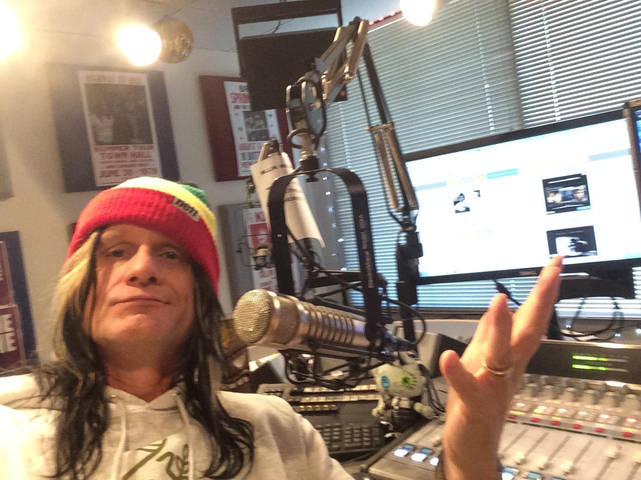 Ever Heard A Parrot Sing Guns & Roses, Led Zeppelin, Maybe Van Halen?