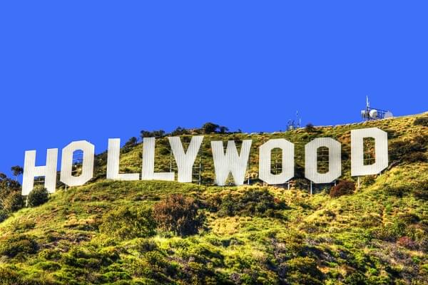 """Six People Arrested After Changing The Hollywood Sign To """"Hollyboob"""""""