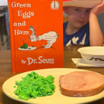 Greg Browning & His Son Make Green Eggs And Ham For Dr. Seuss Week…Ewww!!