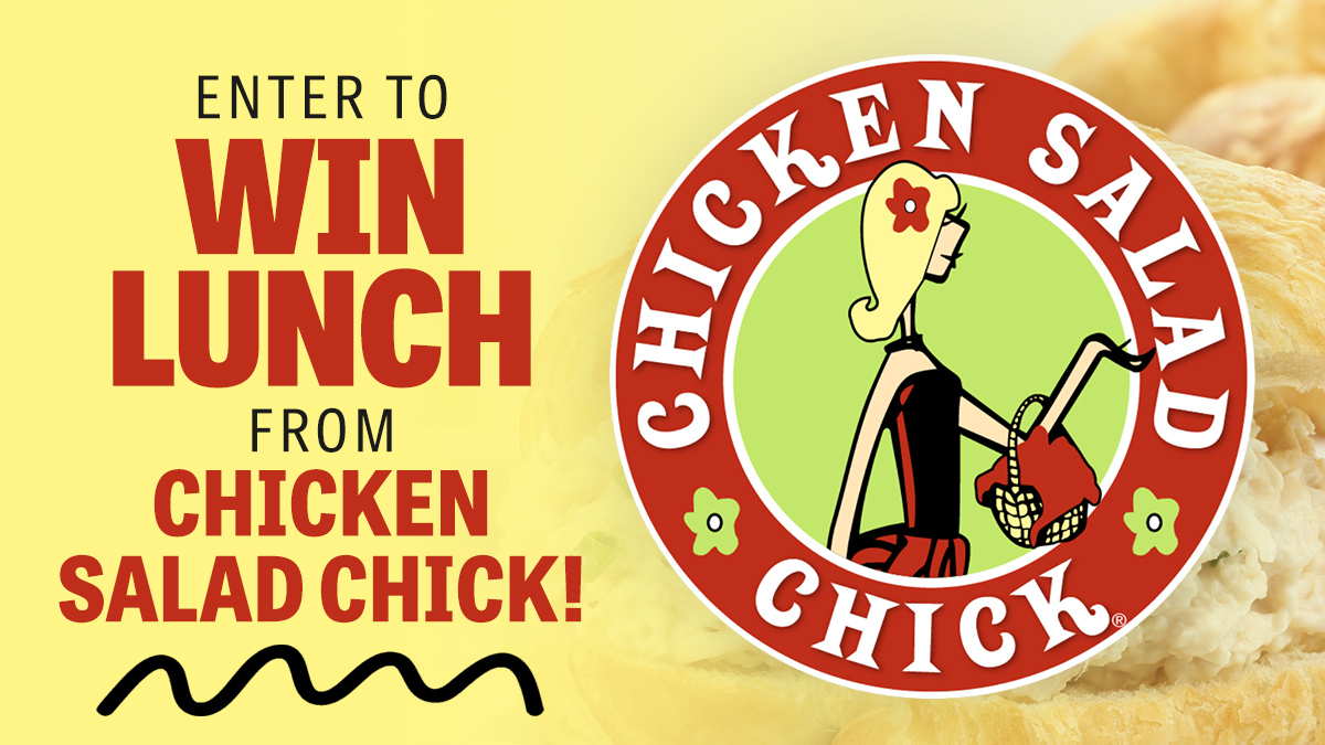 Win Lunch At Chicken Salad Chick
