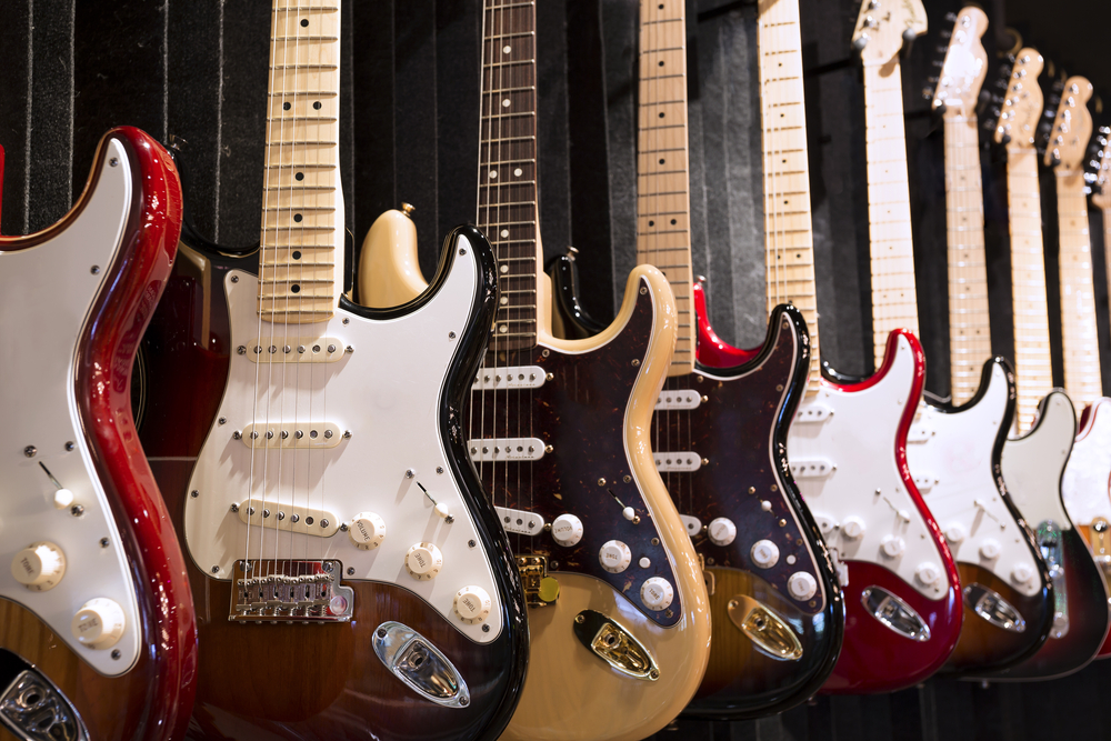 "The Most ""Bizarre"" And The Most ""Expensive"" Guitars Ever"