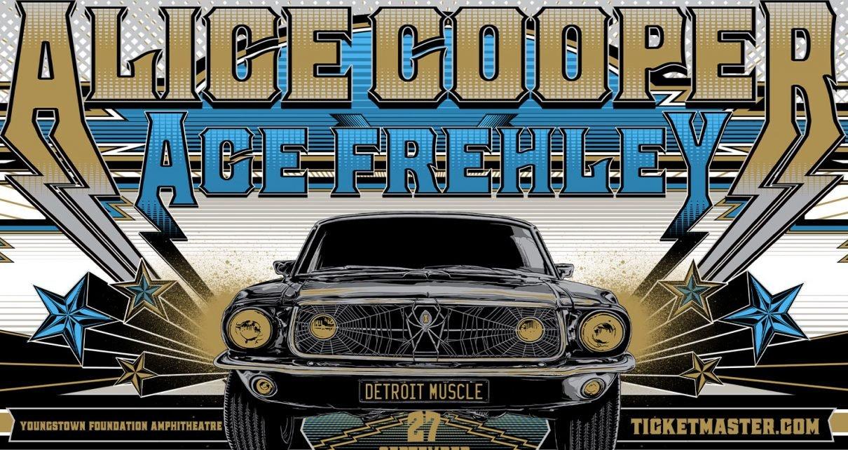 September 29 – Alice Cooper
