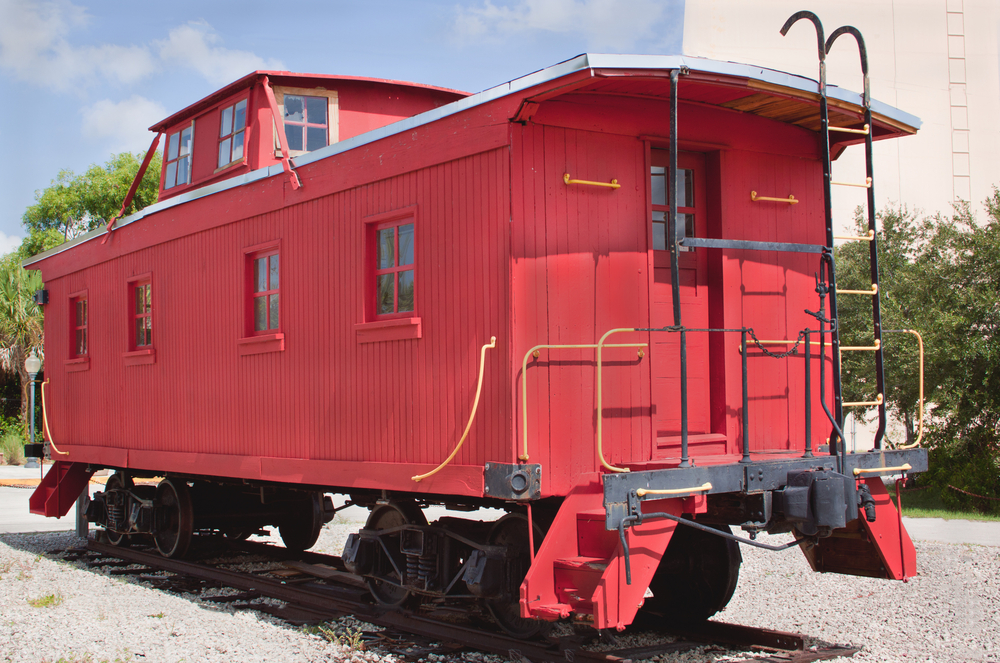 Broad Ripple Caboose To Be Removed After 50 Years