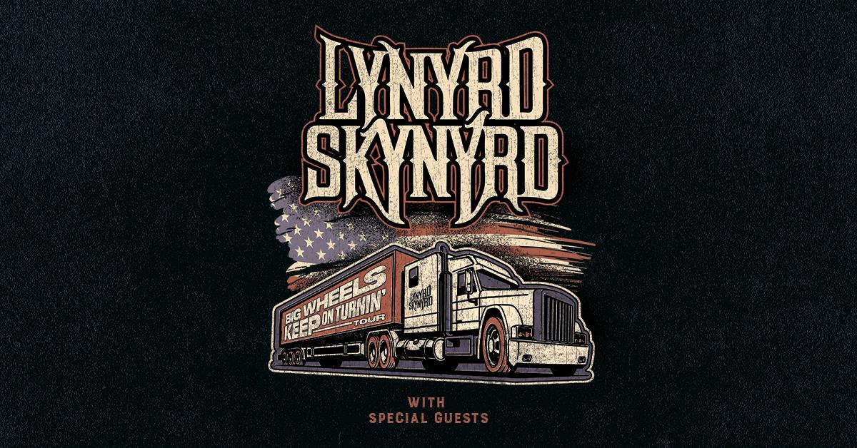 October 8 – Lynyrd Skynyrd