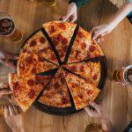 Cicada Pizza?  Bon Appetit!