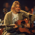 Someone Paid $281,250 For A Rare Self-Portrait Doodle By Kurt Cobain!