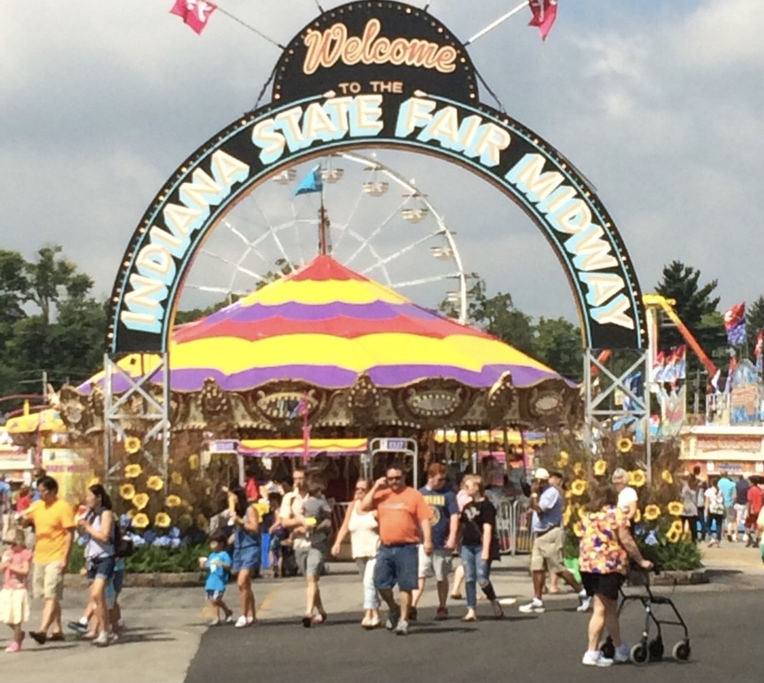 Motley Crue's Vince Neil, Babyface And Others To Play The Indiana State Fair Free Stage!