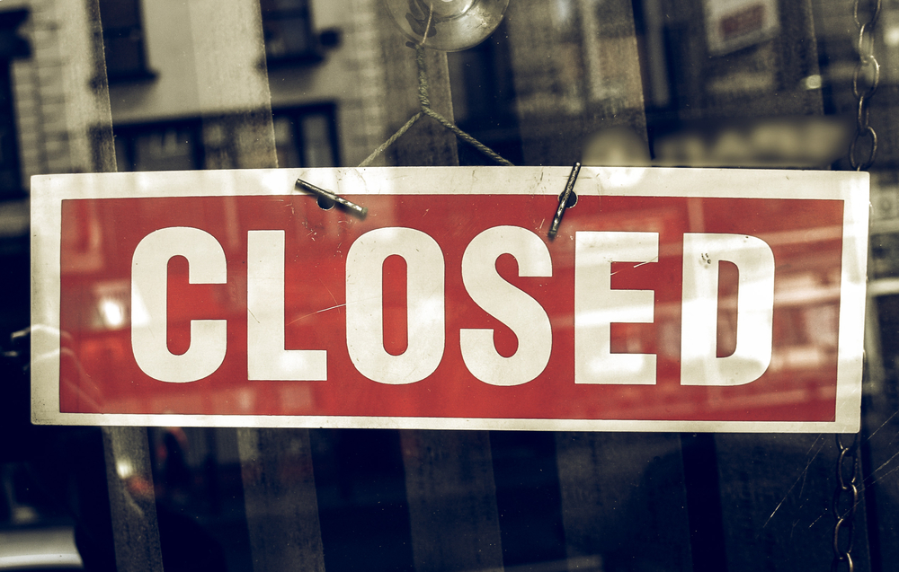 Another Downtown Restaurant Has Permanently Closed