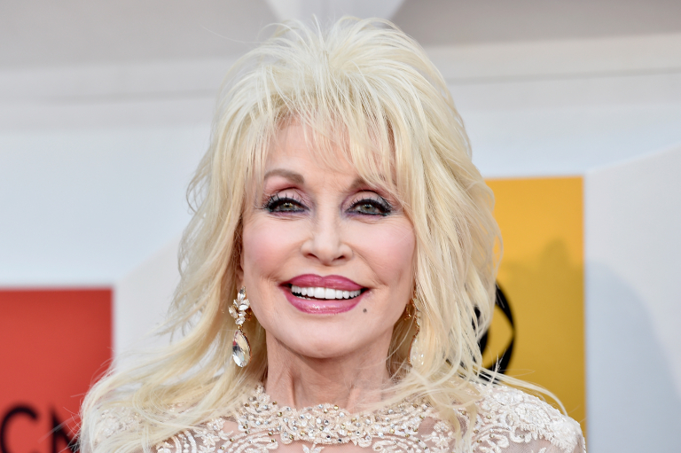 At 75, Dolly Parton Poses Again For Playboy…Well, Sort Of