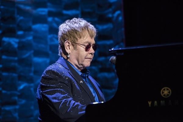 Hip Injury Forces Elton John To Postpone UK Dates To Undergo Surgery