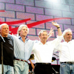 """Pink Floyd's Roger Waters Says,""""I Do"""" For The 5th Time To His Former Driver…She's 43!"""
