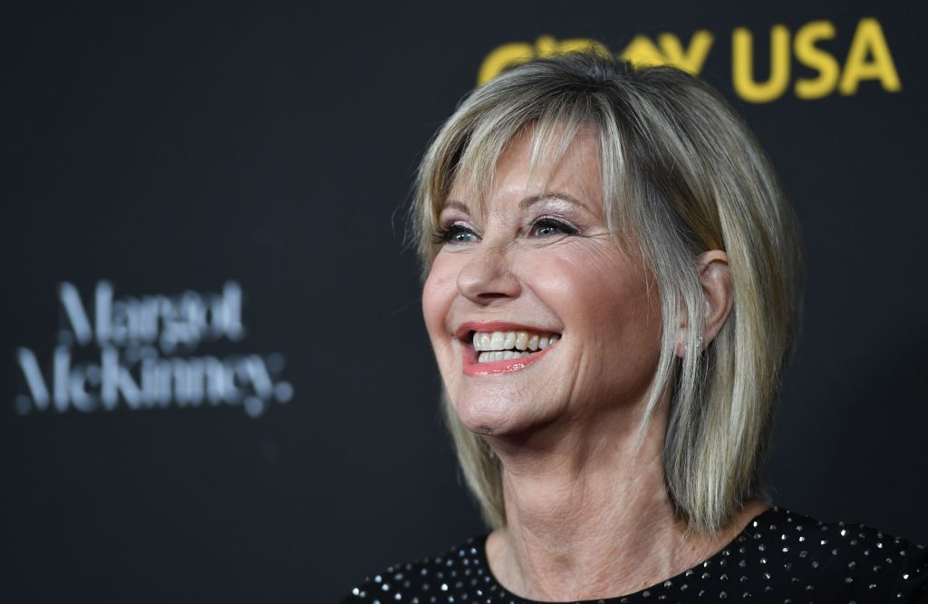 Olivia Newton-John's 'Physical' Celebrates It's 40th Anniversary By Helping To Set A New World Record
