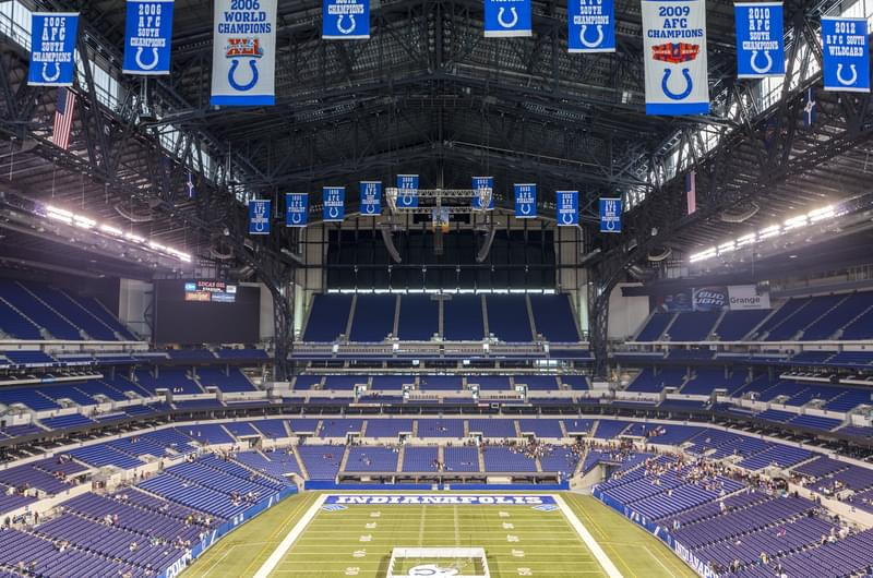 Indianapolis Colts Offering Free Toddler Tickets And A $60 Family 4-Pack