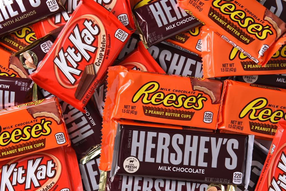 Reese's Peanut Butter Cups Have Won Yet Another Halloween Candy Survey