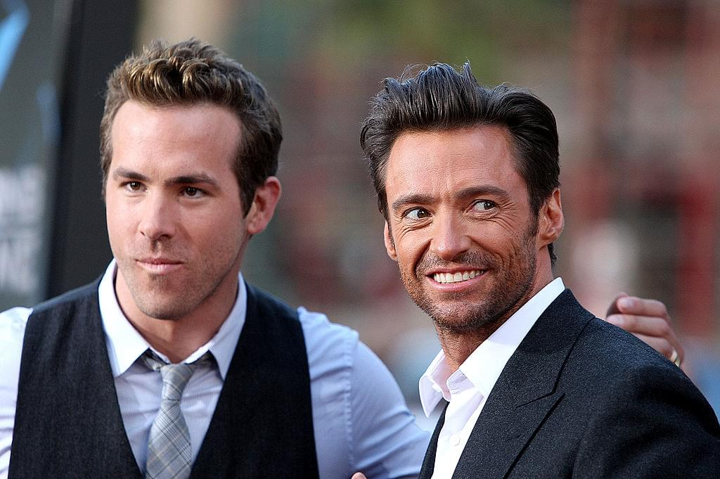Once Upon A Time In Indianapolis, Ryan Reynolds Interrupted Hugh Jackman's For The Best Reason!