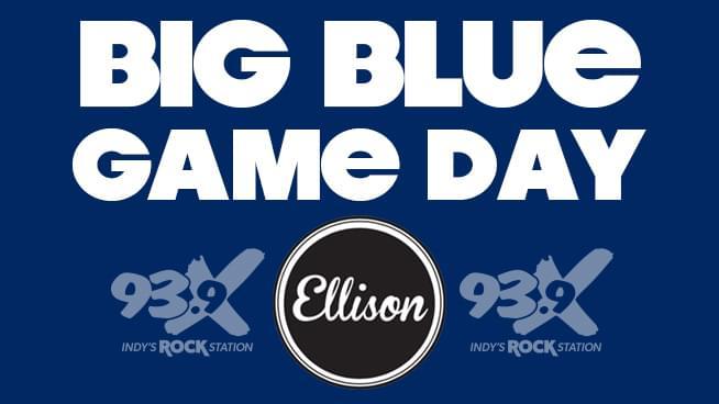 December 1 – Big Blue Game Day At Ellison Brewing