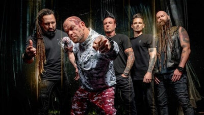 December 9 – Five Finger Death Punch