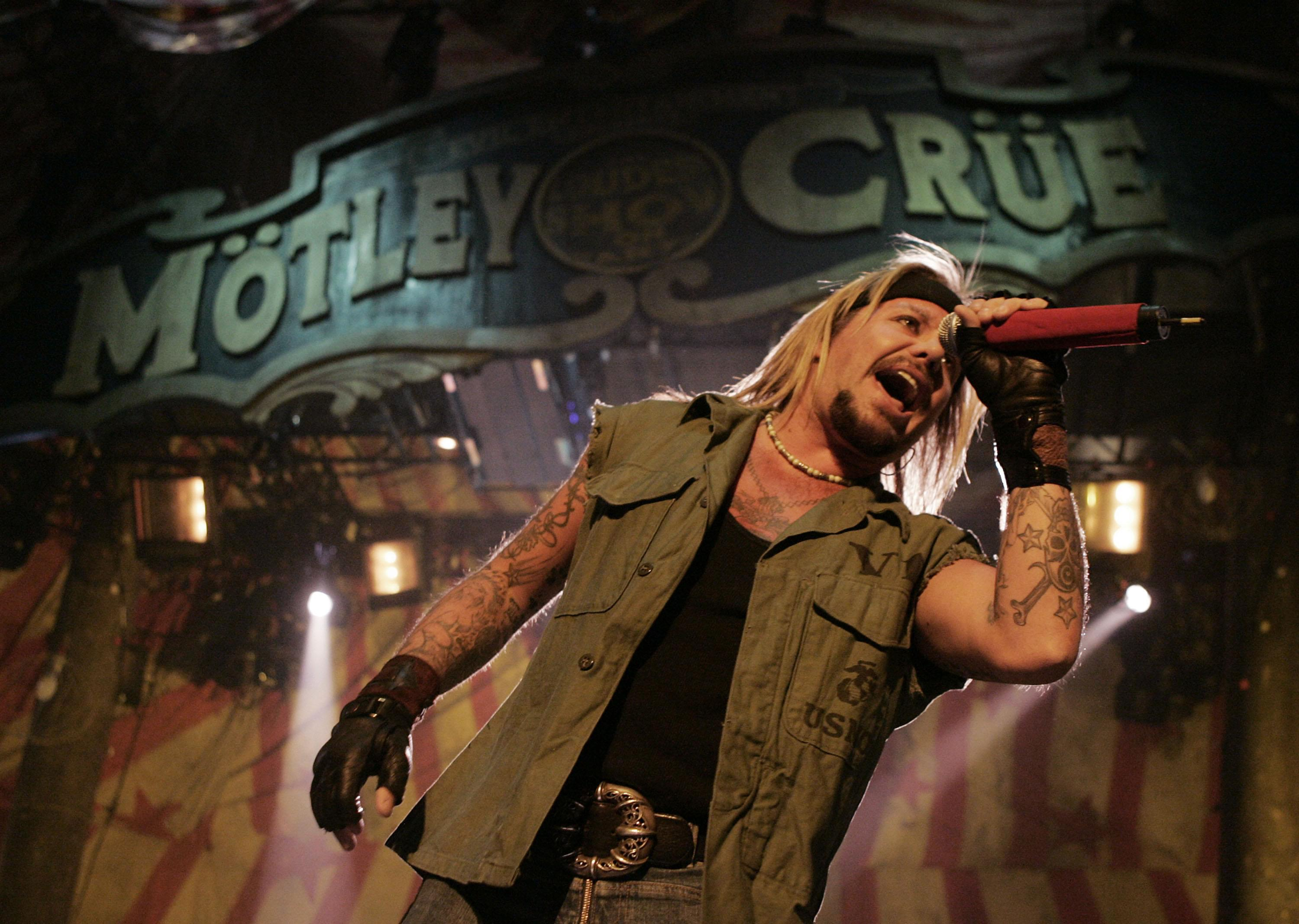 It's Official—Motley Crue Releases Their 2020 Stadium Tour Dates