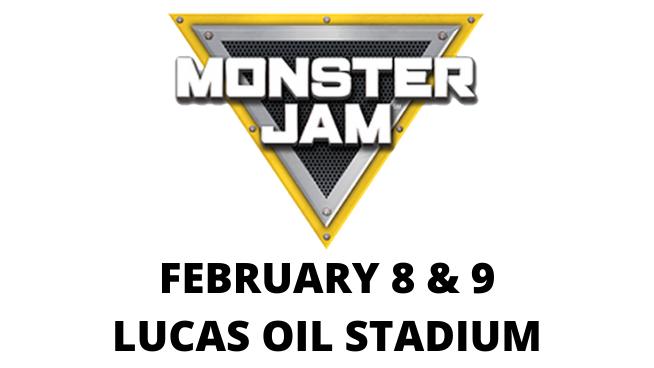 February 8 & 9 – Monster Jam
